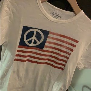 Lucky Brand vintage style T-shirt